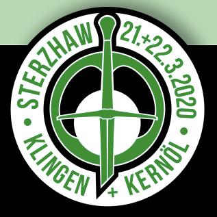 Logo der Fechtveranstaltung Sterzhaw